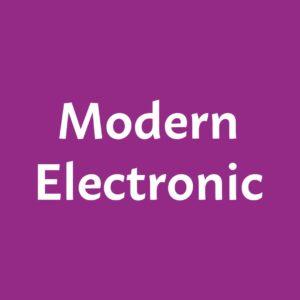 Modern Electronic Music