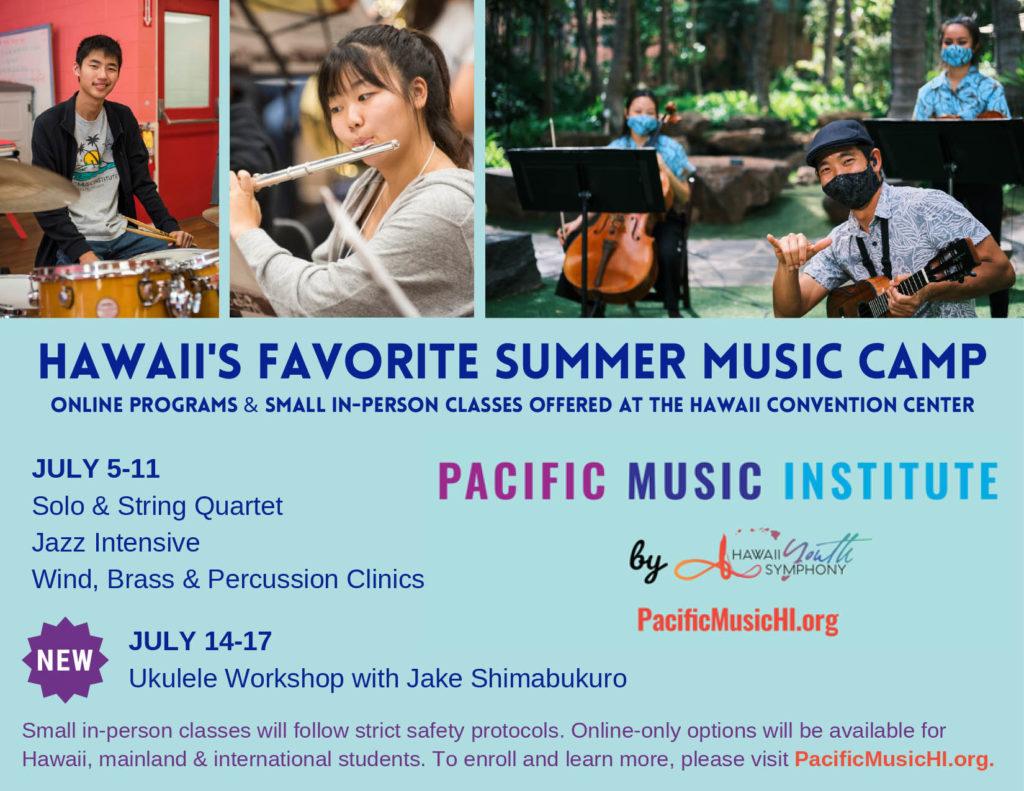 Pacific Music Institute 2021