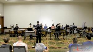 PMI Percussion clinic 2021